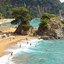 Коста-Брава — лучшие пляжи (с фото)