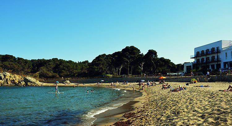 Портичоль (Playa de Portixol)